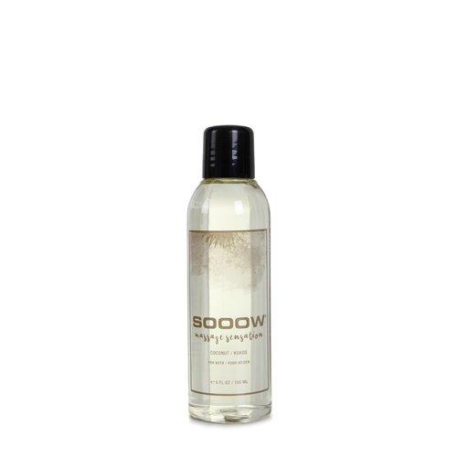 SOOOW Massage Sensation Kokos 150 ml.
