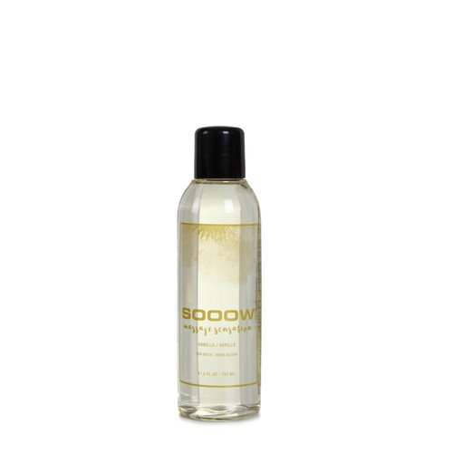 SOOOW Massage Sensation Vanille 150 ml.