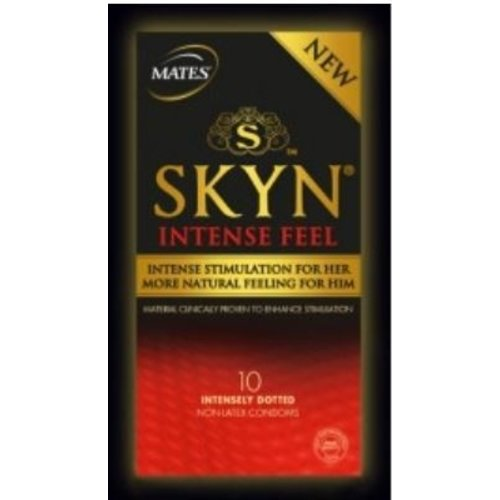 Mates Mates Skyn Intense Feel (Latexvrij)