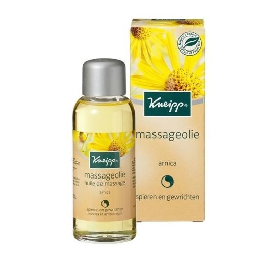 Kneipp Kneipp Arnica massageolie 100 ml