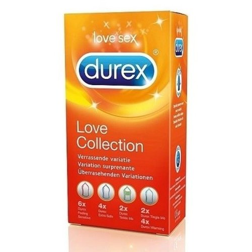 Durex Durex Love Collection (18 stuks)