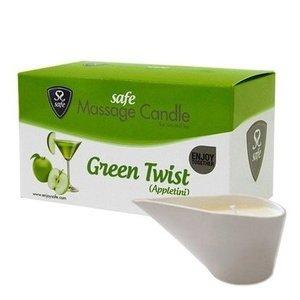 Safe Safe Massagekaars Green Twist