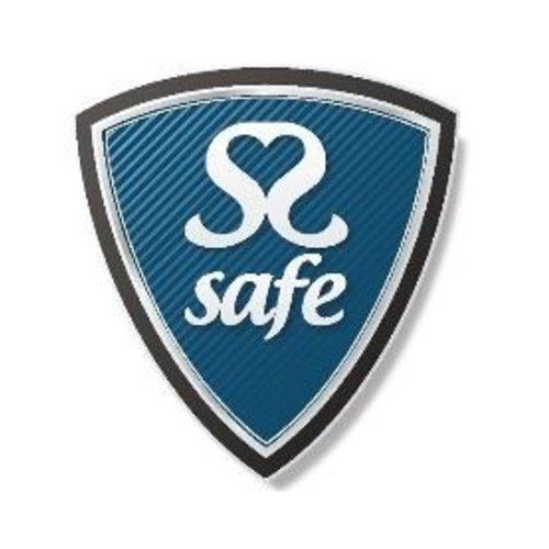 Safe Safe: Intens Safe (ribbels en nopjes)