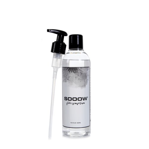 SOOOW Glide Sensation 300 ml. (inclusief GRATIS doseerpomp!)