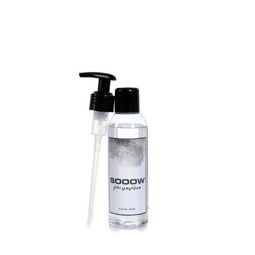 SOOOW SOOOW Glide Sensation 150 ml. (inclusief GRATIS doseerpomp!)