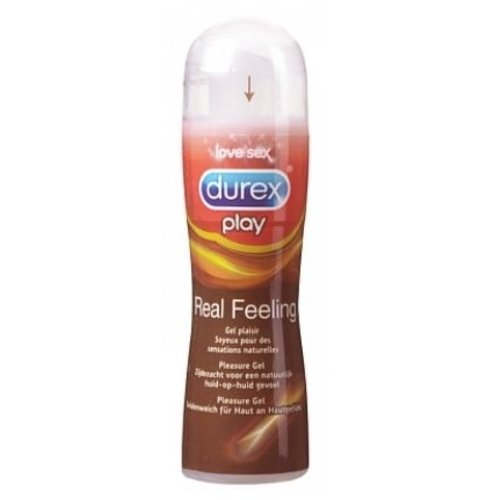 Durex Play Real Feeling