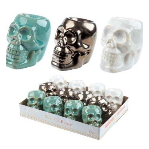 No Brander, keramiek Skull / Schedel (klein)