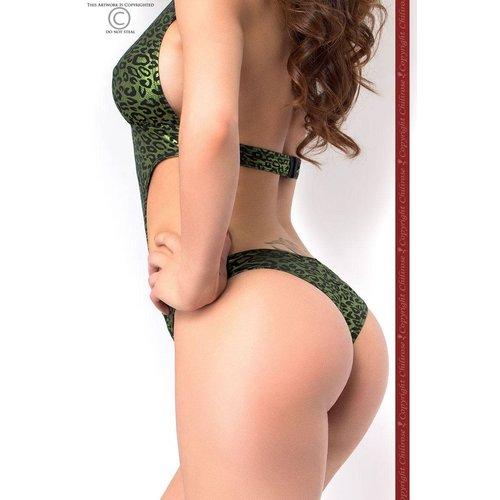 Chilirose Panter body groen