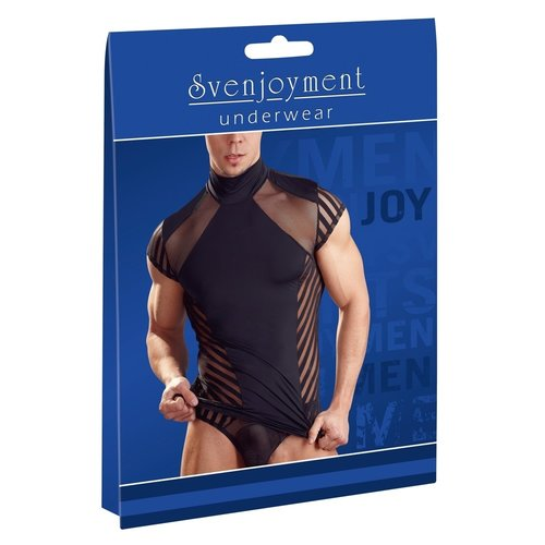 Svenjoyment Heren stretch Shirt