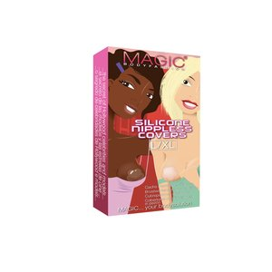 Magic Bodyfashion Magic Silicone Nippless Covers
