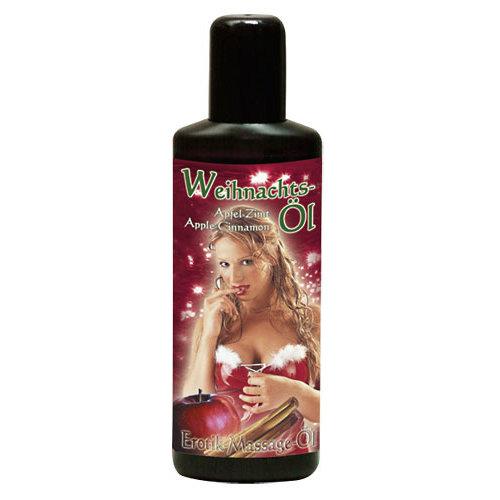 Massageolie Appel / Kaneel 50 ml (kerst item)