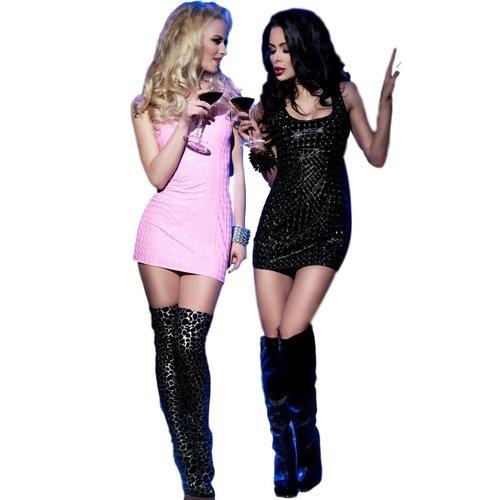 Chilirose Roze 3D jurkje