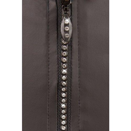 Cottelli Collection Sexy leatherlook topje met rok