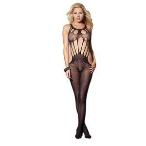 Shirley of Hollywood Strappy Butterfly Bodysuit H.O.T.