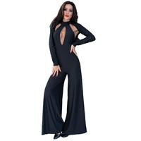 Chilirose - Sexy zwarte jumpsuit