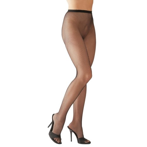 Cottelli Collection Zwarte net panty