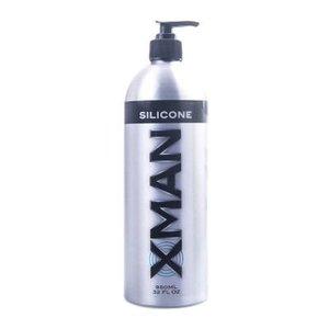 X-man Silicone 950 ml Luxe fles met doseerpomp