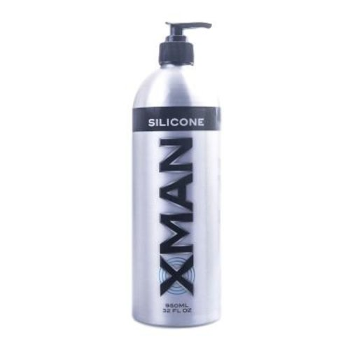 X-man Silicone 950 ml 6-pack Luxe fles met doseerpomp