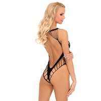 Narleni: Zwarte string body