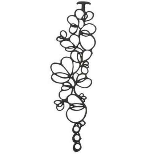 Batucada Petals Armband Zwart