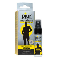 Superhero Performance Spray STRONG