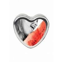 Massagekaars Watermeloen kissable-olie
