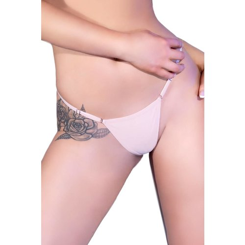 Chilirose Soft Pink bikini-string