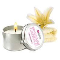 Massagekaars - Vanilla Cream