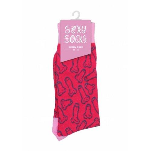Sexy Socks - Cocky Socks