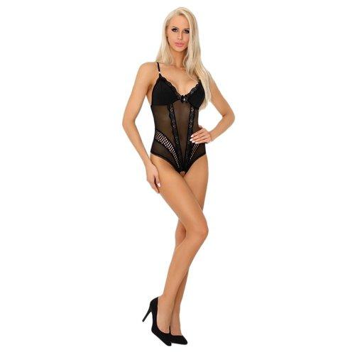 Livia Corsetti Natille:  zwarte body