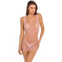 Absolutist: roze mini jurkje