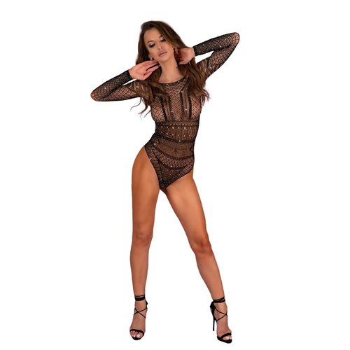 Livia Corsetti Astan: zwarte body