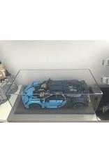 lakea Vetrina per modello in scala 1: 8 LEGO® Technic Bugatti Chiron 42083