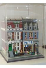lakea Vitrine voor standaard LEGO® Creator Modulars