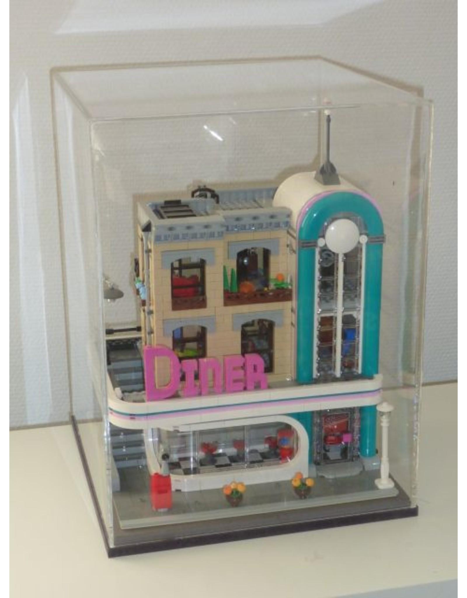 lakea Showacse for LEGO® Creator Expert Buildings