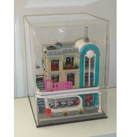 lakea Vitrine voor LEGO® Modulars