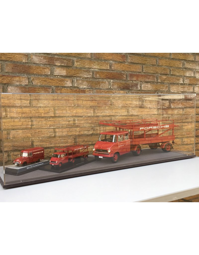 lakea Vitrine LEGO® Technic Mack Truck