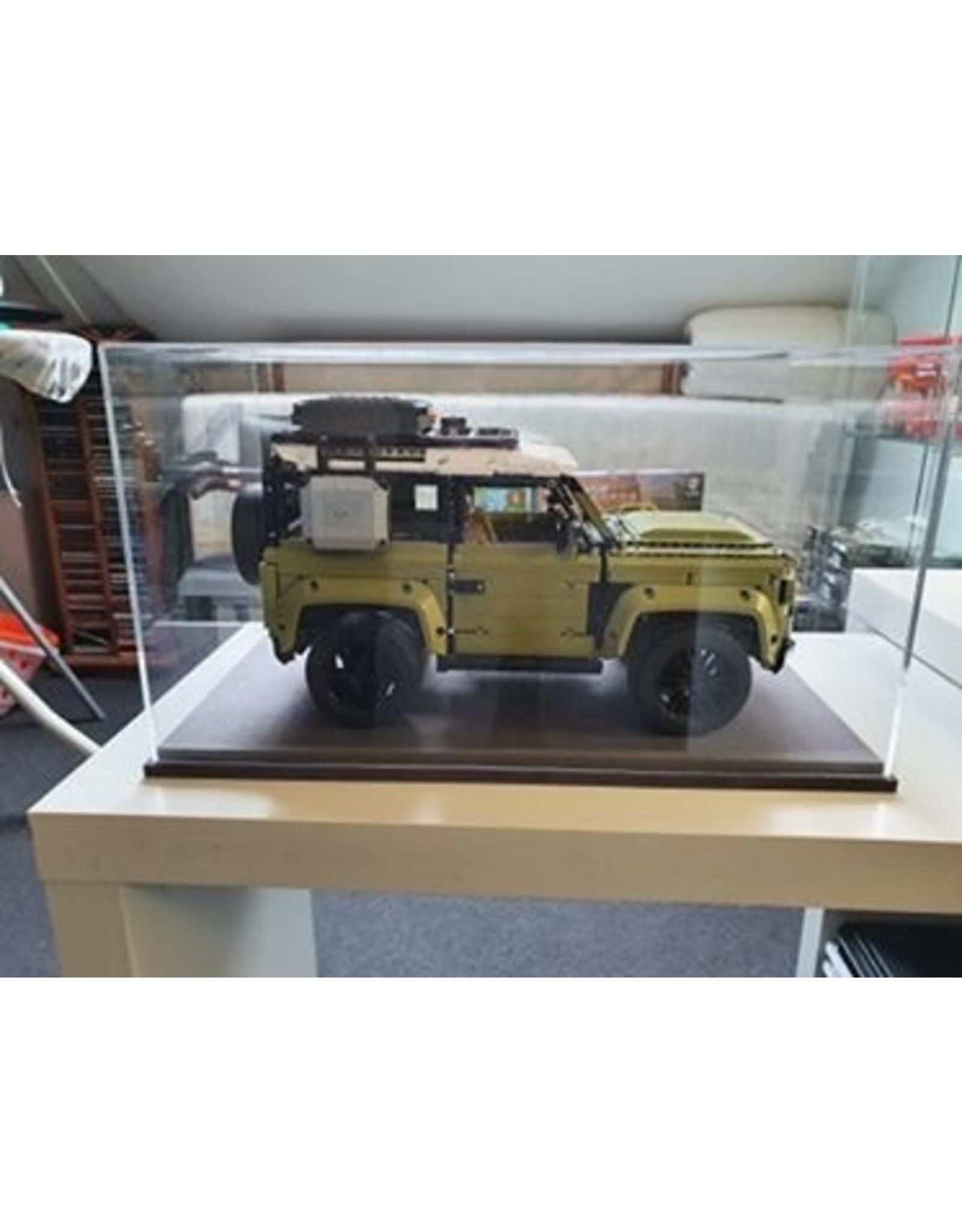 Lakea Prezentacja LEGO Landrover