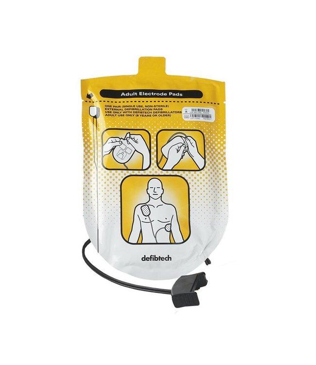 Defibtech Volwassen elektroden voor de Defibtech Lifeline