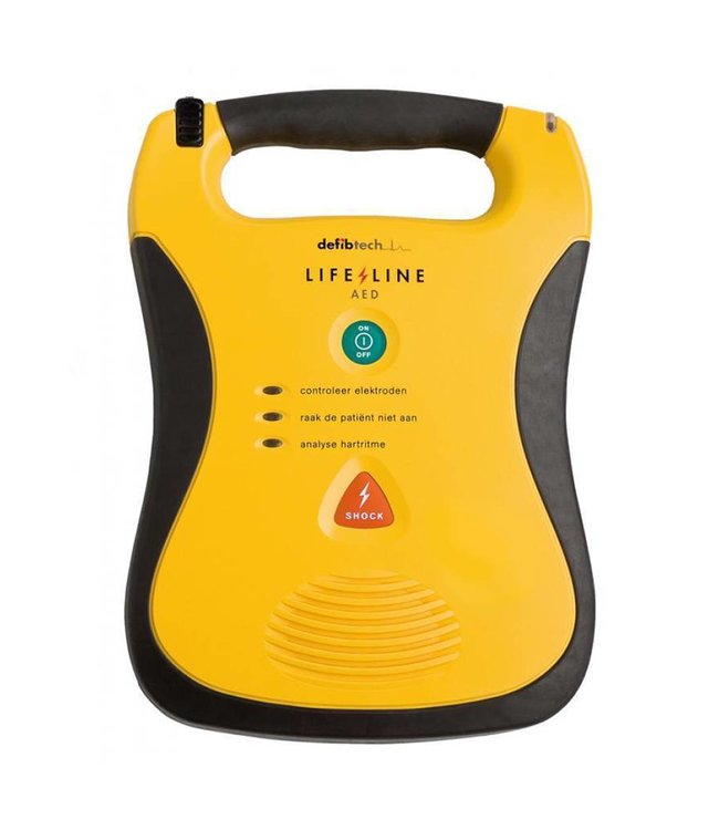 Defibtech Defibtech Lifeline AED Semi Automaat