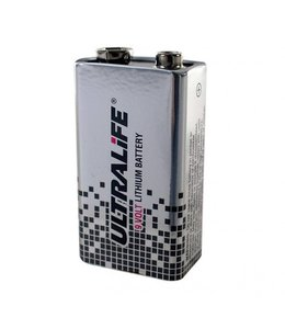 Defibtech Lithium 9V Batterij voor Lifeline batterij