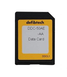 Defibtech Defibtech data geheugenkaart (6 uur ECG)