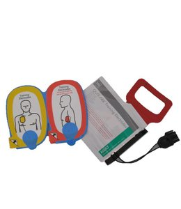 Physio-Control Lifepak CR Trainingselektrodenset