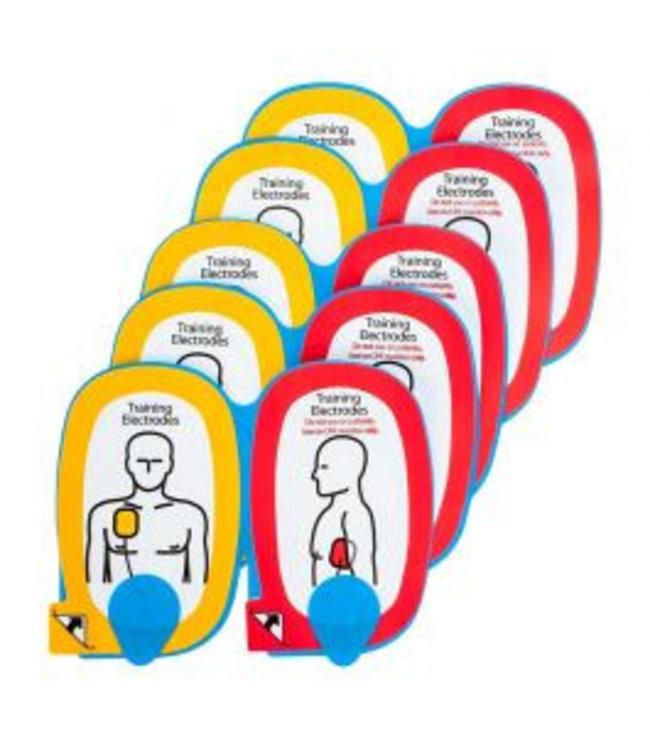 Physio-Control Vervangende plakkers voor de CR-T trainer
