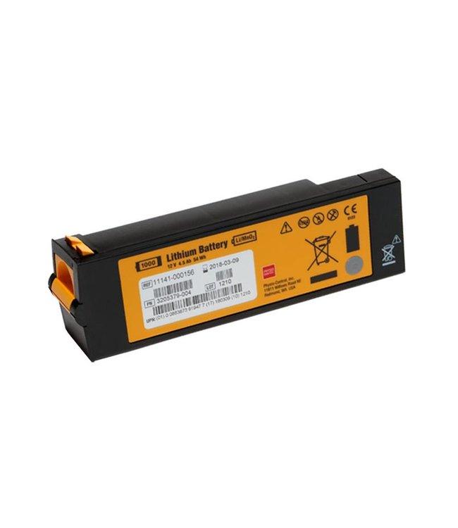 Physio-Control Batterij voor de Lifepak 1000 AED
