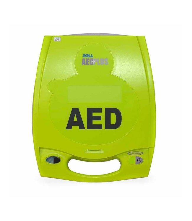 ZOLL Zoll AED Plus met feedback volautomaat nu met gratis wandkast