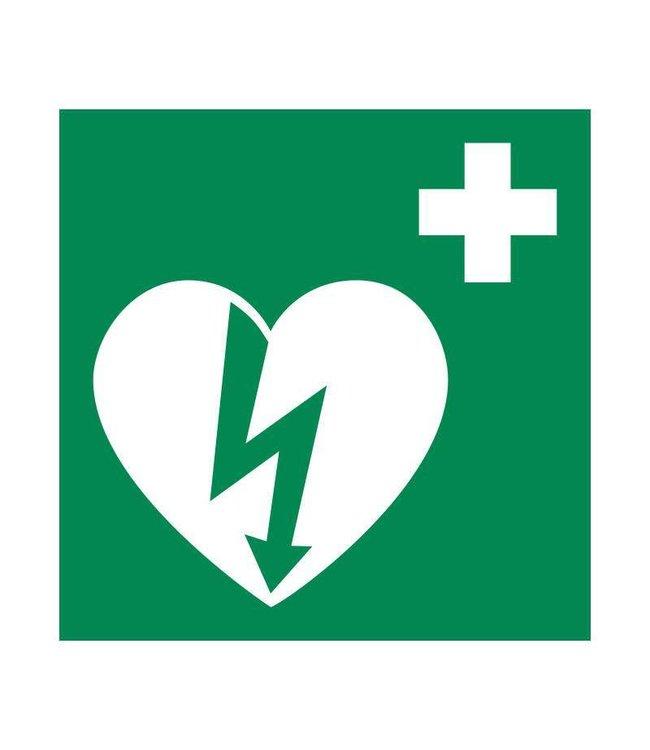 Ilcor AED Producten Laat zien dat u een AED heeft met dit pakket