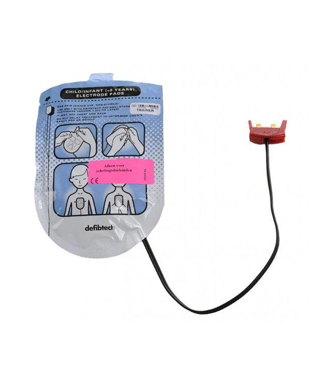 Defibtech Defibtech Lifeline kinder elektroden set