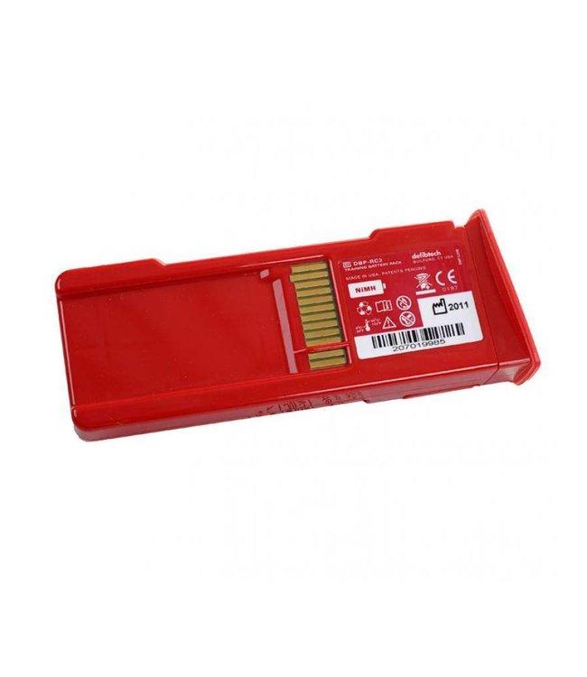 Defibtech Defibtech Lifeline oplaadbare trainingsbatterij