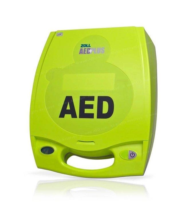 ZOLL Zoll AED Plus met feedback
